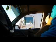 Flash Female Trucker 3