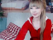 Webcam's prettiest European teen
