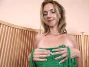Dirty Wife Bangs Wet Vagina Using Sex Toy