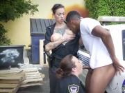 German beauty milf teacher and gets I will catch any perp with a