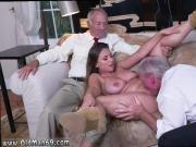 Old first anal Ivy impresses with her hefty fun bags and ass