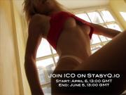 BLONDE GIRL STRIPS. FIND MORE AT HTTPS://STASYQ.IO/