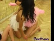 Lesbians rubbing cunts together Hot ballet lady orgy
