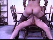 Sexy Filipina Humps Monster White Cock