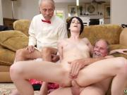Beautiful brunette anal hd and triple blonde blowjob pov xxx Frankie