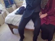 Arab step and nice arab girl xxx No Money, No Problem