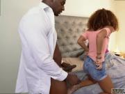 Dad and patron's teen got caught by mom xxx Squirting black