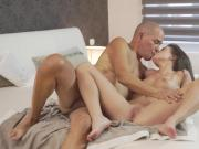 Old men gangbang and playfellow's compeer's step sister Her Wet Dream