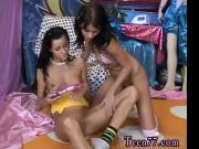 Lesbian sole soak Hot spectacular buddies playing with a vibrator