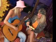 Two yummy blondie lesbians