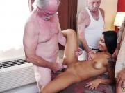 Japanese old young xxx Staycation with a Latin Hottie