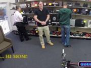 Black Dude With A Bike