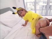 Wild pikahoe Giselle Ambrosio appeared and gets fucked by dude