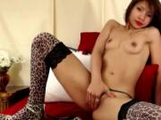 Tight Asian Unshaved Pierced Pussy HD