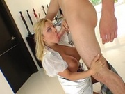 Busty nurse provided a different kind of service