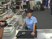 Black amateur Fucking Ms Police Officer