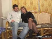 Mature Russian Woman Being Fucked