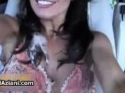 Big tit Kirsten Price loves to please her tight pussy in this free porn vid