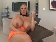 Massive tits Lisa Lipps fuck and facial