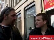 European guy visiting Adam brothel slut