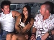 Jayna Oso Blind Date Threesome