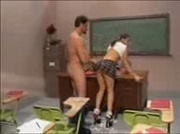 Gia Paloma Fucked in Detention