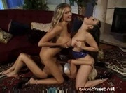 Lesbian Fetish Play