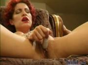 Priscilla loves getting her pussy pummeled