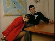 Italian Slut fucks Teachers