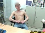 Dude gets his ass buttered in office 4 by GotButtered