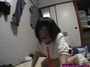 Asian model has crazy amateur porn by WeirdJP