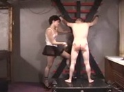 Spanked By Two Doms