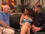 Latina MILF Anal Fuck With Stranger