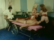 Lisa Deleeuw Danielle Rodgers and Ron Jeremy in doctor surge