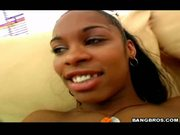 Best interracial deepthroat ever - vanessa monet