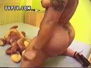 Ashley From Maury Exposed & Fucked by Ashton Aka Pooh