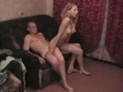 Hot amateur couple