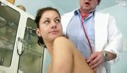 Gyno patient monika pussy speculum gyno clinic exam