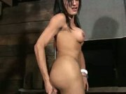 Nice shemale with a big cock jo garcia