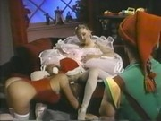 alicyn sterling and angela summers - a little christmas tail puffies