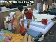 Cristina Del Basso Nude Scene From Big Brother Italy