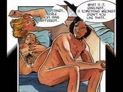 Strange bdsm orgy sex story
