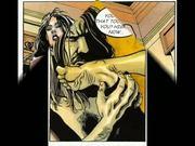 Huge breast evil mistress sex comic