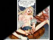 Skinny horny blonde huge cocks