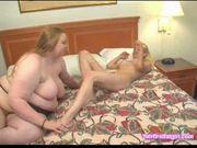 Lesbian licks ashden