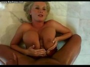 Busty Blonde Wants The Job So Badly