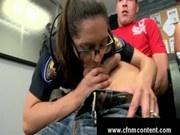 Cfnm in jail