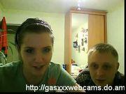 Wery pretty black hair teen do everything on webcam