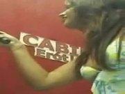 Cabin erotica - apresentadora do sexy hot carolyne ferreira