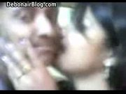 Desi babhi kissing devar hot hot